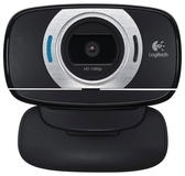 Веб-камера Logitech WebCam C615 (960-000737/960-001056)