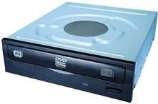 Привод Lite-On iHAS122 SATA (DVD±RW) Black OEM
