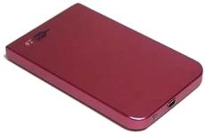 Внешний корпус для HDD AgeStar 3UB2O1 Red