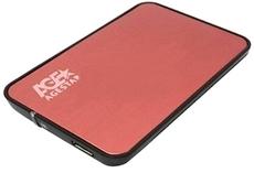 Внешний корпус для HDD AgeStar 3UB2A8 Red