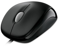 Мышь Microsoft Compact Optical Mouse 500 USB Black (U81-00083)