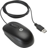 Мышь HP 3-button USB Laser Mouse (H4B81AA)
