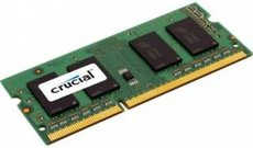 Оперативная память 4Gb DDR-III 1600MHz Crucial SO-DIMM (CT51264BF160B(J))