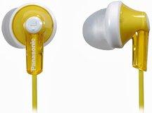 Наушники Panasonic RP-HJE118GUY White/Yellow