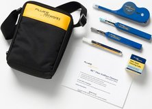 Комплект Fluke Networks Enhanced Fiber Optic Cleaning Kit (NFC-KIT-CASE-E)