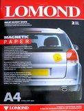 Бумага Lomond Glossy Magnetic Paper (2020345)