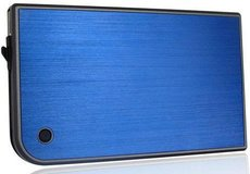 Внешний корпус для HDD AgeStar 3UB2A14 Blue