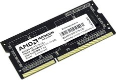 Оперативная память 2Gb DDR-III 1600Mhz AMD SO-DIMM (R532G1601S1S-UO) OEM