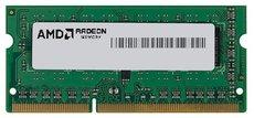 Оперативная память 4Gb DDR-III 1600MHz AMD SO-DIMM (R534G1601S1S-UGO) OEM