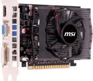 Видеокарта nVidia GeForce GT730 MSI PCI-E 4096Mb (N730-4GD3)