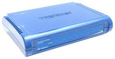 Коммутатор (switch) TRENDnet TE100-S8