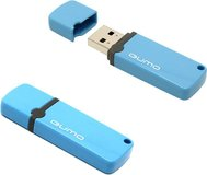 USB Flash накопитель 8Gb QUMO Optiva 02 Blue