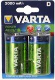 Аккумулятор Varta (D, 3000mAh, 2 шт)