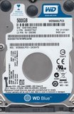 Жесткий диск 500Gb SATA-III Western Digital Blue (WD5000LPCX)