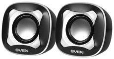 Колонки Sven 170 Black/White