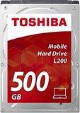 Жёсткий диск 500Gb SATA-II Toshiba L200 (HDWJ105UZSVA)