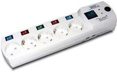 Сетевой фильтр Most EHV 2м 5 розеток белый