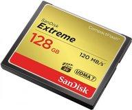 Карта памяти 128Gb SanDisk Extreme (SDCFXSB-128G-G46)