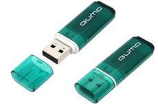 USB Flash накопитель 4Gb QUMO Optiva 01 Green
