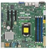 Серверная плата SuperMicro X11SSL-F-O