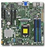 Серверная плата SuperMicro X11SSZ-F-O