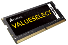 Оперативная память 8Gb DDR4 2133MHz Corsair SO-DIMM (CMSO8GX4M1A2133C15)