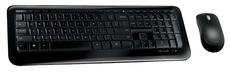 Клавиатура + мышь Microsoft Wireless Desktop 850 Black (PY9-00012)