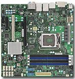 Серверная плата SuperMicro X11SAE-M-O