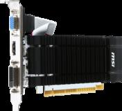 Видеокарта nVidia GeForce GT730 MSI PCI-E 2048Mb (N730K-2GD3H/LP)