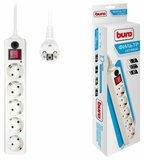 Сетевой фильтр Buro 500SH-1.8-W