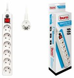Сетевой фильтр Buro 600SH-1.8-W