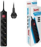 Сетевой фильтр Buro 500SH-1.8-B