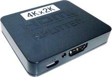 Разветвитель Orient HDMI - 2x HDMI (HSP0102HL)