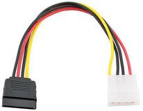 Переходник VCOM Molex - SATA (VPW7571)