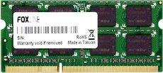 Оперативная память 4Gb DDR-III 1600MHz Foxline SO-DIMM (FL1600D3S11S1-4G)