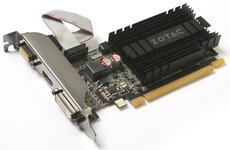 Видеокарта nVidia GeForce GT710 Zotac Zone Edition PCI-E 2048Mb (ZT-71302-20L)