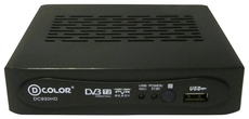 ТВ-тюнер D-Color DC930HD Black