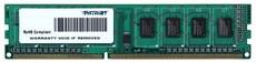 Оперативная память 4Gb DDR-III 1600MHz Patriot (PSD34G1600L81)