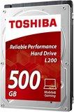 Жёсткий диск 500Gb SATA-III Toshiba L200 (HDWK105UZSVA)