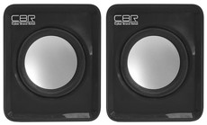 Колонки CBR CMS-90 Black