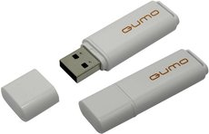 USB Flash накопитель 8Gb QUMO Optiva 01 White