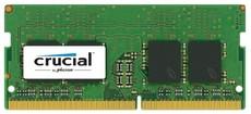 Оперативная память 8Gb DDR4 2400Mhz Crucial SO-DIMM (CT8G4SFS824A)