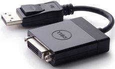 Переходник Dell DisplayPort - DVI-D (470-ABEO)