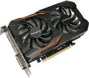 Видеокарта nVidia GeForce GTX1050 Ti Gigabyte 4Gb (GV-N105TOC-4GD)