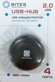 USB-концентратор 5bites HB24-200BK Black