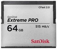 64Gb SanDisk Extreme Pro CFast 2.0 (SDCFSP-064G-G46D)
