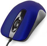 Мышь Gembird MOP-400 Dark Blue