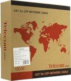Кабельная бухта Telecom FTP 5e 100м (TFS44150E)