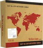Кабельная бухта Telecom UTP 6, 100м (TU634157E)