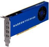 Профессиональная видеокарта Radeon Pro WX 4100 AMD 4Gb (100-506008)